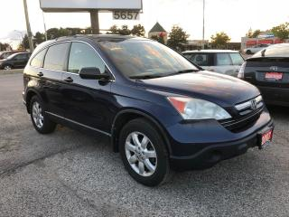 Used 2007 Honda CR-V EX, 4WD, WARRANTY, CERTIFIED for sale in Woodbridge, ON