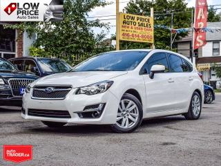 Used 2016 Subaru Impreza TouringPkg*Camera*HtdSeats*Auto*HighlyOptioned* for sale in Toronto, ON