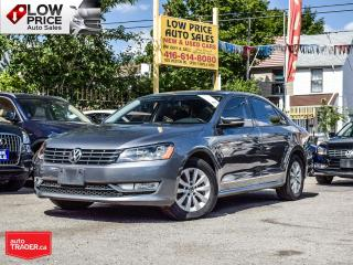 Used 2013 Volkswagen Passat TDi*Diesel*AllPwr*Automatic*Diesel*ExtraClean! for sale in Toronto, ON