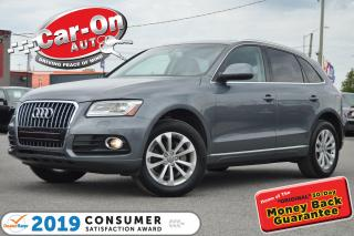 Used 2013 Audi Q5 Premium Plus AWD LEATHER NAV PANO ROOF LOADED for sale in Ottawa, ON