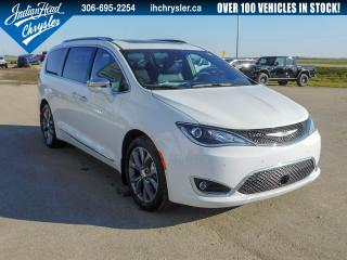 New 2020 Chrysler Pacifica Limited 35th Anniversary Edition | DVD for sale in Indian Head, SK