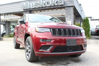 Used 2020 Jeep Grand Cherokee Limited X for sale in Bracebridge, ON