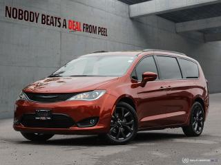 Used 2018 Chrysler Pacifica Touring-L Plus S Line*Factory Tow Pkg*Harman Kardo for sale in Mississauga, ON