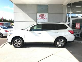 Used 2018 Nissan Pathfinder SL Premium V6 4x4 at for sale in Kitchener, ON