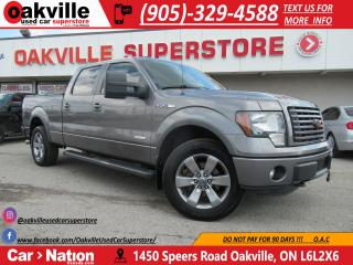 Used 2011 Ford F-150 FX4 | ECOBOOST | B/U SENSORS | TONNEAU COVER for sale in Oakville, ON