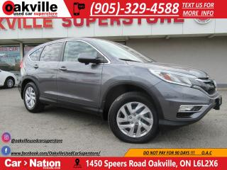 Used 2015 Honda CR-V EX | AWD | B/U CAM | SUNROOF | ONE OWNER | for sale in Oakville, ON