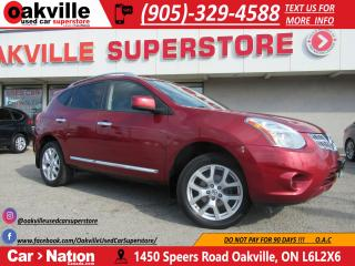 Used 2011 Nissan Rogue SL | LEATHER | NAVI | SUNROOF | B/U CAM for sale in Oakville, ON