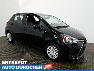 Used 2016 Toyota Yaris LE Automatique - AIR CLIMATISÉ - Groupe Électrique for sale in Laval, QC