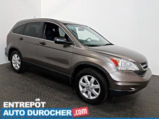 Used 2010 Honda CR-V LX AWD Automatique - AIR CLIMATISÉ - for sale in Laval, QC