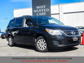 Used 2010 Volkswagen Routan SE | 7 PASSENGER | YOU CERTIFY YOU SAVE for sale in Kitchener, ON