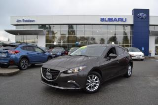 Used 2016 Mazda MAZDA3 Sport GS - 47000KM, NAVIGATION for sale in Port Coquitlam, BC