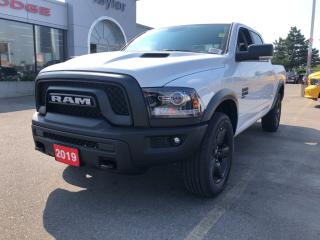 Used 2019 RAM 1500 Classic Warlock Crew 4x4 V6 for sale in Hamilton, ON