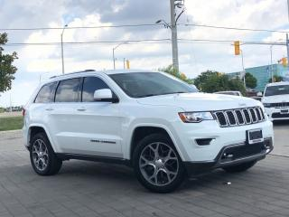 Used 2018 Jeep Grand Cherokee LTD*Sterling Edition*Trailer TOW GRP for sale in Mississauga, ON