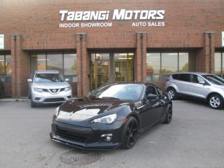 Used 2013 Subaru BRZ MANUAL | SPORT | TECH | PUSH START | KEYLESS | CRUISE for sale in Mississauga, ON