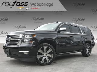 Used 2018 Chevrolet Suburban Premier SUNROOF, DVD, NAV, BOSE for sale in Woodbridge, ON