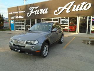 Used 2010 BMW X3 AWD XDRIVE 30i for sale in Scarborough, ON