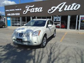 Used 2009 Nissan Rogue SL & AWD & SUNROOF for sale in Scarborough, ON