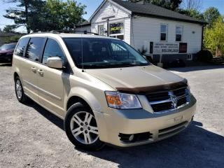 Used 2010 Dodge Grand Caravan SXT Stow'n'Go Power Sliding Door Heated Seats Power Seats for sale in Sutton, ON