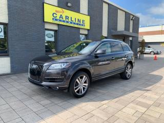 Used 2013 Audi Q7 QUATTRO 4DR 3.0L TDI for sale in Nobleton, ON
