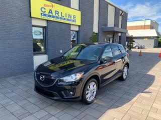 Used 2013 Mazda CX-5 AWD 4dr Auto GT for sale in Nobleton, ON