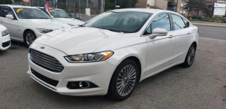 Used 2013 Ford Fusion Titanium AWD for sale in Toronto, ON