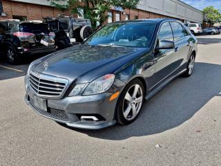 Used 2011 Mercedes-Benz E-Class 4dr Sdn 3.0L BlueTec RWD for sale in North York, ON