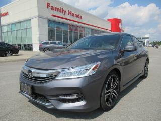 Used 2017 Honda Accord Touring, FREE WARRANTY! for sale in Brampton, ON