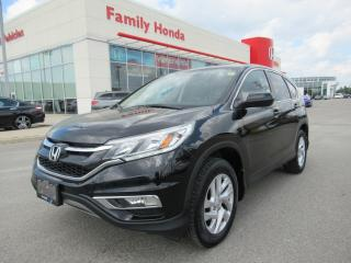 Used 2016 Honda CR-V SE, BACK UP CAMERA, PUSH TO START! for sale in Brampton, ON