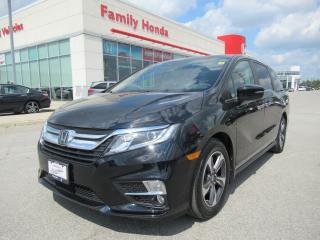 Used 2018 Honda Odyssey EX-L w/RES , HONDA CERTIFIED! for sale in Brampton, ON