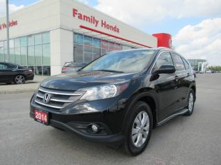 Used 2014 Honda CR-V EX, BACK UP CAM, ECO MODE! for sale in Brampton, ON