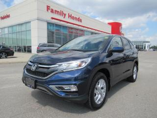 Used 2016 Honda CR-V EX-L, REVERSE CAMERA, PUSH TO START for sale in Brampton, ON