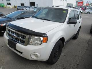 Used 2011 Ford Escape XLT, HEAT/AC for sale in Brampton, ON