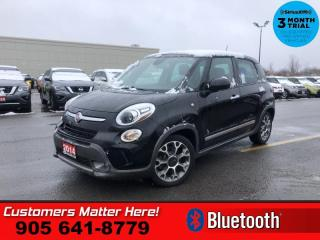 Used 2014 Fiat 500 L Trekking  HTD-STS BLUETOOTH ALLOYS AUTO for sale in St. Catharines, ON