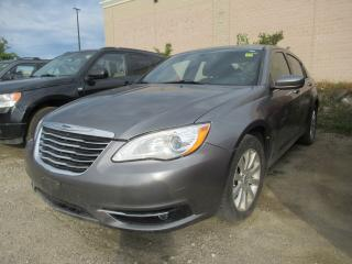 Used 2012 Chrysler 200 Touring, HEATED SEATS for sale in Brampton, ON