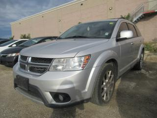 Used 2012 Dodge Journey SXT & Crew, PUSH TO START for sale in Brampton, ON