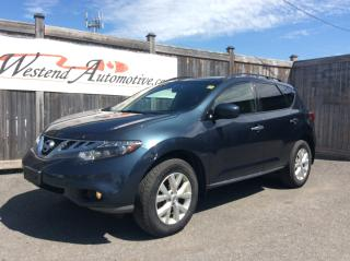 Used 2014 Nissan Murano SL for sale in Stittsville, ON
