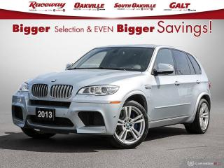 Used 2013 BMW X5 M M PACKAGE, Rear Cross Traffic Alert, New Tires. SO for sale in Etobicoke, ON