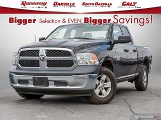 Used 2017 RAM 1500 SXT, Power, heated, manual folding exterior mirror for sale in Etobicoke, ON