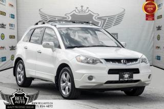 Used 2008 Acura RDX AWD, BLUETOOTH, LEATHER, SUNROOF, HEATED SEATS, PWR & MEMO SEATS for sale in Toronto, ON