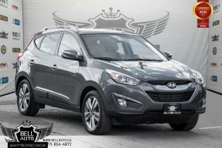 Used 2015 Hyundai Tucson Limited, NAVI, BACK-UP CAM, PANO ROOF, LEATHER for sale in Toronto, ON