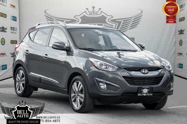 2015 Hyundai Tucson Limited, NAVI, BACK-UP CAM, PANO ROOF, LEATHER