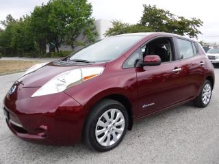 Used 2016 Nissan Leaf S EV Plug-in Electric for sale in Burnaby, BC