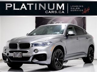 Used 2016 BMW X6 XDRIVE35i, NAVI, Premium PKG, Heated Merino Lthr for sale in Toronto, ON