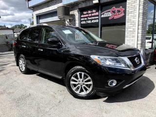 Used 2014 Nissan Pathfinder 4 roues motrices 4 portes, SV 7 Passager for sale in Longueuil, QC
