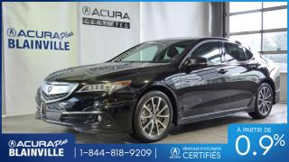 Used 2015 Acura TLX TECHNOLOGIE SH-AWD ** ACHAT A PARTIR DE for sale in Blainville, QC