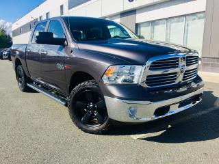 Used 2017 RAM 1500 BIG HORN CREW  ''ECODIESEL'' for sale in Ste-Marie, QC
