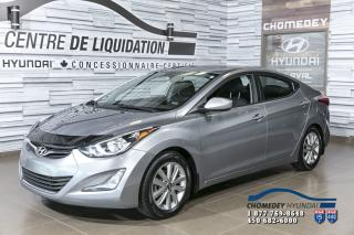 Used 2015 Hyundai Elantra Sport Appearance for sale in Laval, QC