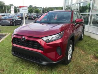 Used 2019 Toyota RAV4 LE AWD for sale in Québec, QC