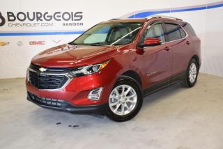 Used 2018 Chevrolet Equinox LT *** TOIT PANORAMIQUE, caméra de recul !!! *** for sale in Rawdon, QC