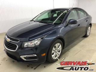 Used 2015 Chevrolet Cruze 1LT Bluetooth A/C Caméra de recul for sale in Shawinigan, QC